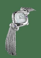 DELANCE – Améthyste Steel Quartz 26mm