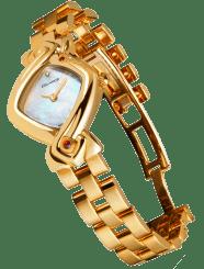 DELANCE – Cometa Gold Quartz 26mm