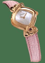 DELANCE – Rose Wing Gold Quartz 26mm