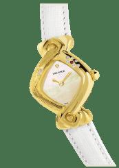DELANCE – Paloma Gold Quartz 26mm